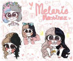 Melanie Martinez by SachikoChii