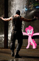bane and pinkie by redcorporation