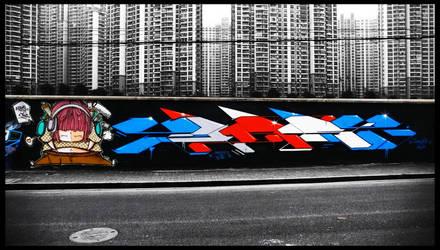 Shanghai Graffiti 282 by sylences