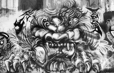 Shanghai Graffiti 288 by sylences
