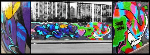 Shanghai Graffiti 296 by sylences