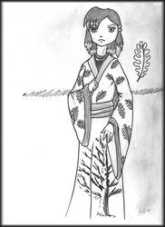 Chiyo - Autumn Garb by JTtheNinja