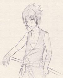 AT: Sasuke by Dark1408