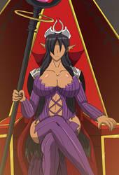 Kuroinu Rebellion: The Dark Queen by LionheartXIII