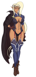 Kuroinu Rebellion: Chloe 3.0 -Complete- by LionheartXIII