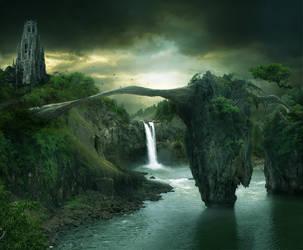 El puente by ElenaDudina