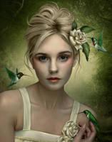 Colibries by ElenaDudina