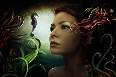 Deep sea by ElenaDudina