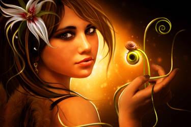 Spirals by ElenaDudina