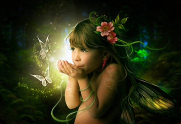 Little fairy by ElenaDudina