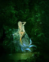 Mermaid's cave by ElenaDudina