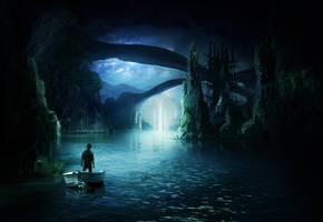 Night trip by ElenaDudina