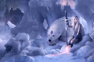 Ice queen by ElenaDudina