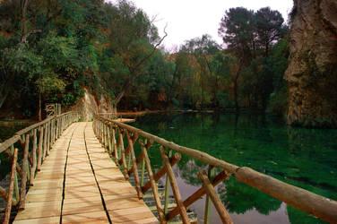 Bridge Stock by ElenaDudina