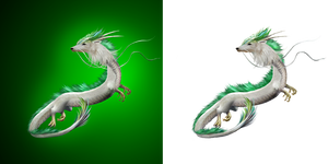 Dragon Png Stock by ElenaDudina