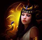 Cleopatra by ElenaDudina