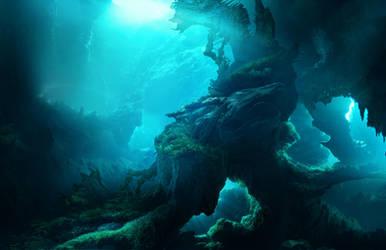 Underwater Stock 2 by ElenaDudina