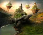 Turtle Islands by ElenaDudina