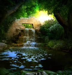 Secret place by ElenaDudina