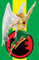 Hawkman Prestige Series by Thuddleston