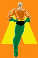 Aquaman Prestige Series by Thuddleston