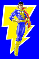 Captain Marvel Jr. P. S. by Thuddleston