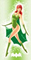 Batgirl Ivy Style 2 of 10  Com by Thuddleston