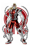 Omega Red Commission by Thuddleston