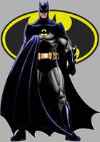 Batman Classic Variant by Thuddleston