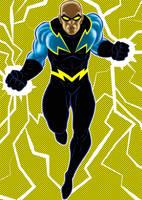 Black Lightning 2.0 by Thuddleston
