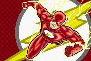 Flash Logo Series by Thuddleston