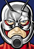 Antman P. Series by Thuddleston