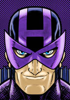 Hawkeye P. Series by Thuddleston