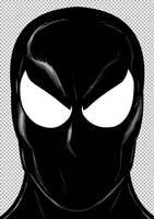 Spiderman Black P. Series by Thuddleston