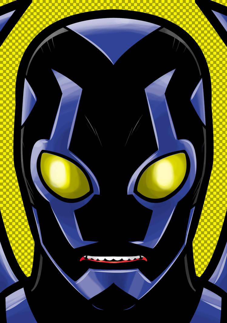 Blue Beetle New by Thuddleston
