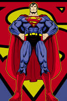 Superman Legends Series by Thuddleston