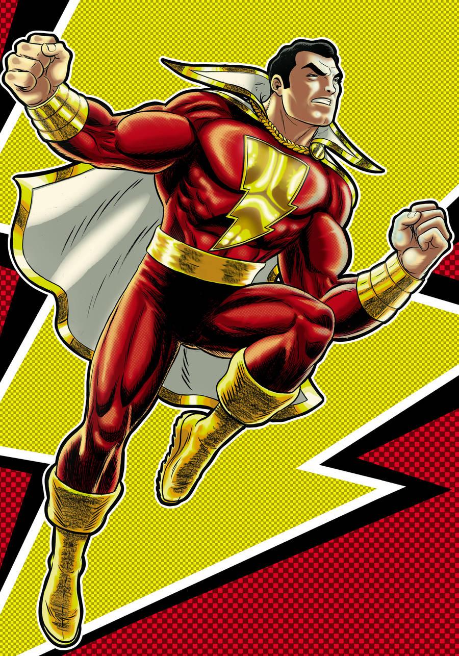 Capt Marvel Prestige Series 2 by Thuddleston
