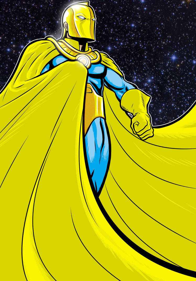 Dr Fate Prestige Commission by Thuddleston