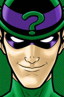 RIDDLER Portrait shot by Thuddleston