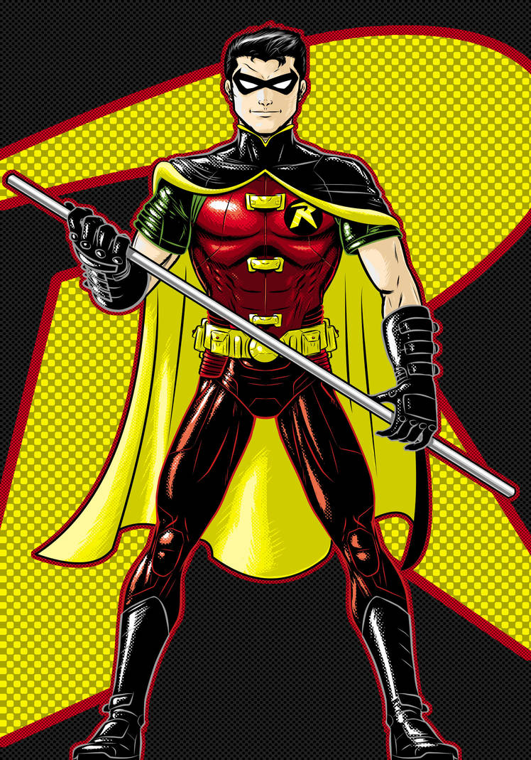 Robin Prestige Series 3.0 by Thuddleston