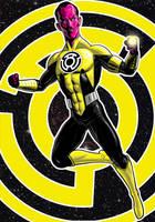 Sinestro Prestige Series 2.0 by Thuddleston