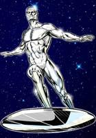 Silver Surfer Prestige Series 2.0 by Thuddleston