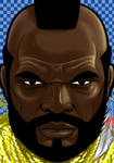 Mr T by Thuddleston