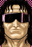 Bret Hart by Thuddleston