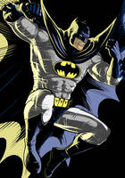 Dark Knight Batman Variant by Thuddleston