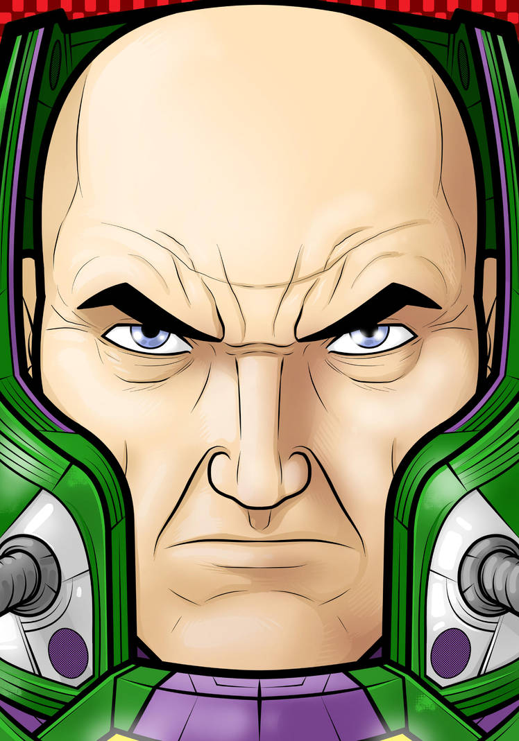 Lex Luthor by Thuddleston