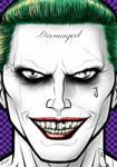 Jared Leto Joker by Thuddleston