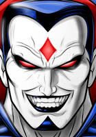 Mr. Sinister by Thuddleston