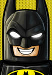 Lego Batman by Thuddleston
