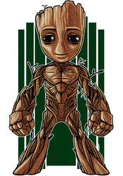 Groot by Thuddleston